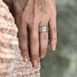 Jewelry - Channel Set Diamond Ring